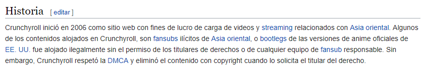 wiki crunchy