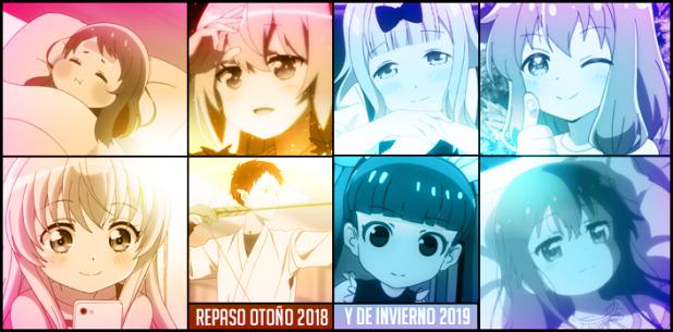 Repaso de la temporada de otoño 2018 y de invierno de2019