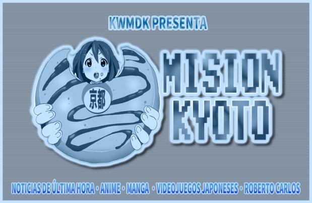 """Misión Kyoto 1: """"Hombre del futuro lamenta que no se haga anime como en2053"""""""